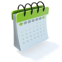 Календар свят на 2012 рік